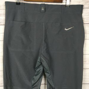 Nike Tiger Woods Mens Golf Pants 34×30 Gray Polyes